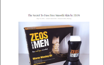 The Secret To Fuss Free Smooth Skin by ZEOS By Desert Island Skin