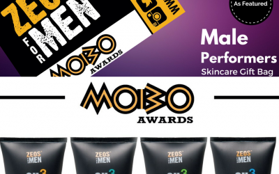MOBO Awards performers can join the revolution in male grooming