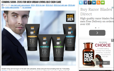 The Male Grooming Review – Our most anticipated review of 2015