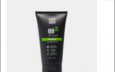 Zeos For Men QU3 Range – By Jamie Sowden